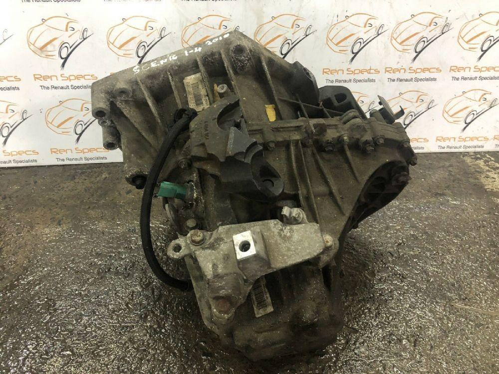 09-16 Renault Grand Scenic Mk3 1.4 tce 6 Speed Manual Gearbox TL4 A 036 TL4036